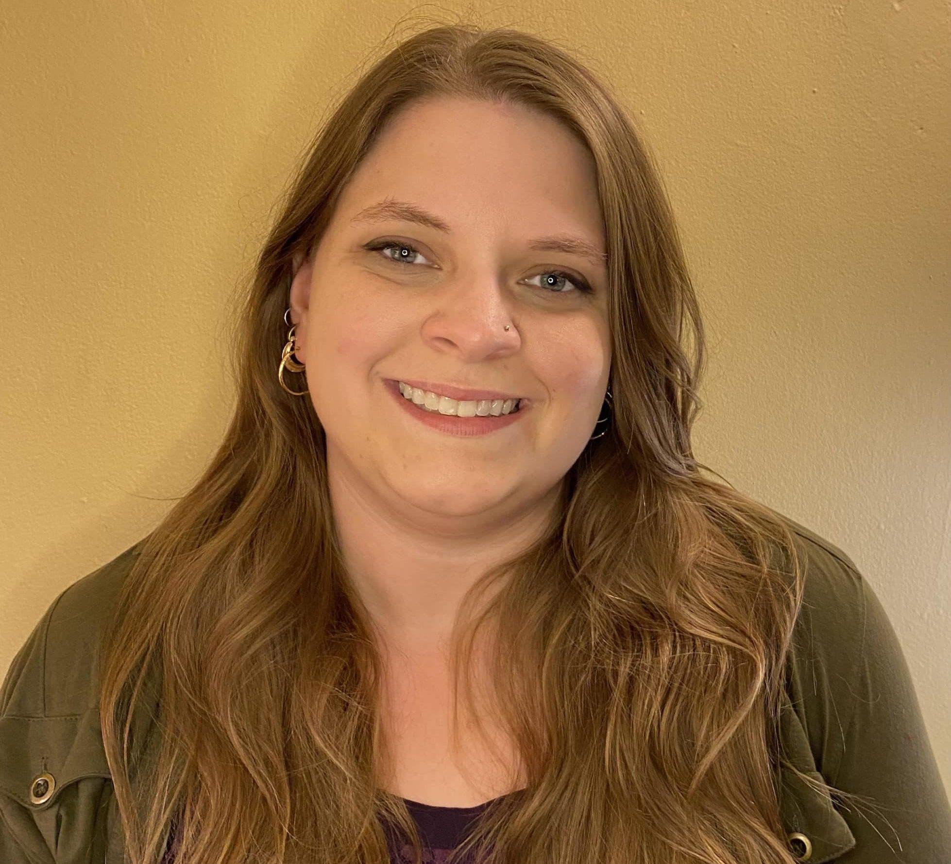 Justine Babcock pantry coordinator